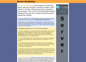 serverhardening.com