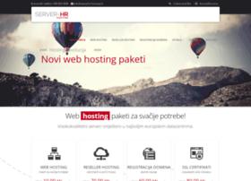 serverhr-hosting.hr