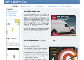 serverinsiders.com