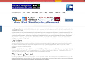 servermanagementplus.com
