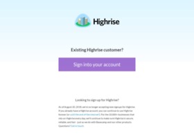 serversitters1.highrisehq.com