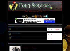 serveureden.forumgratuit.org