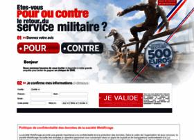 service-militaire.sondagenational.com