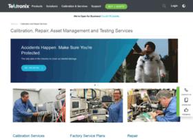 service-solutions.tektronix.com