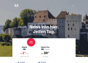 service.aargauerzeitung.ch