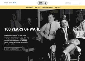 service.consumer.wahl.com