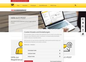 service.epost.de