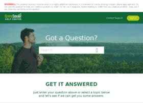 service.greensmoke.com