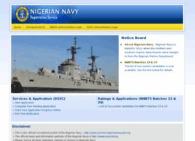 service.nigeriannavy.gov.ng
