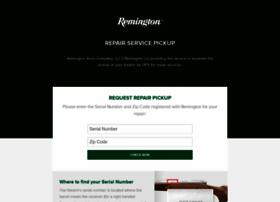 service.remington.com