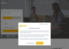 service.somfy.com