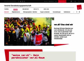 service.verdi.de