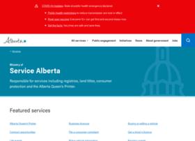 servicealberta.gov.ab.ca