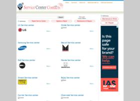 servicecentercontacts.com