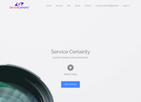 servicecertainty.co.uk