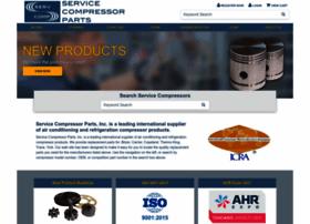 servicecompressorparts.com