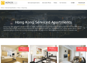 serviced-apartments-hongkong.com