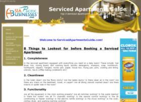 servicedapartmentsguide.com