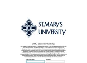 servicedesk.stmarytx.edu