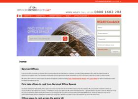 servicedofficespaces.net