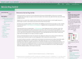 servicedogcentral.org