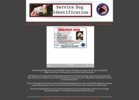 servicedogidentification.com