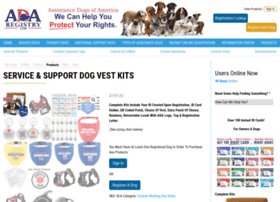 servicedogkits.com