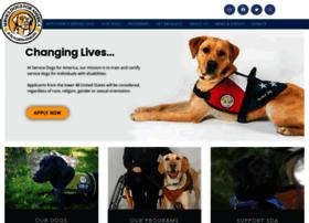 servicedogsforamerica.org