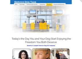 servicedogtags.com