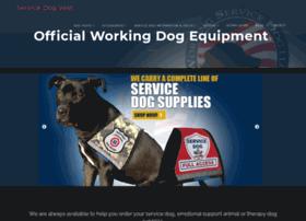 servicedogvest.com