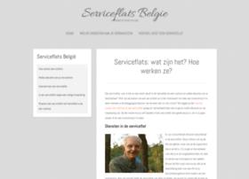 serviceflatsbelgie.com