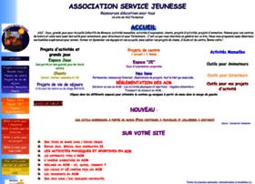 servicejeunesse.asso.fr