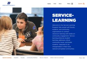 servicelearning.boisestate.edu