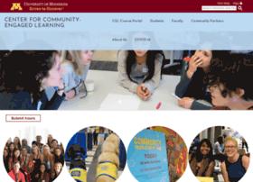 servicelearning.umn.edu