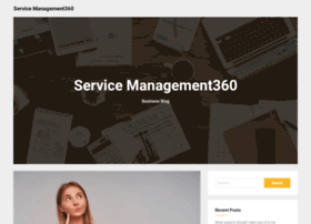 servicemanagement360.com