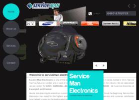 servicemanelectronics.com