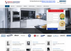 servicemastersappliance.com