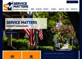 servicematterspm.com