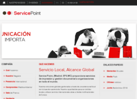 servicepoint.net