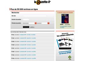 services.lagazettedescommunes.com