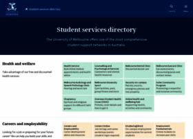 services.unimelb.edu.au