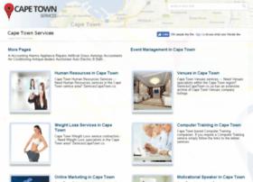 servicescapetown.co.za