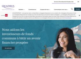 servicesinvestissementquadrus.com