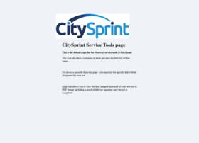 servicetools.citysprint.co.uk