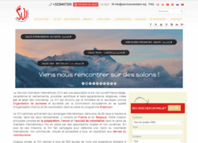 servicevolontaire.org