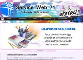 serviceweb71.fr
