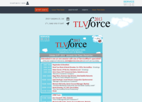 servicewise-tlvforce-2013.events.co.il