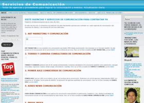 serviciosdecomunicacion.wordpress.com