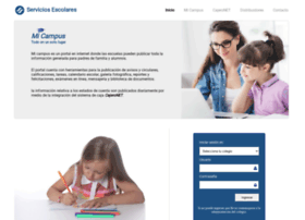 serviciosescolares.com.mx