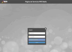 serviciosmvsradio.com